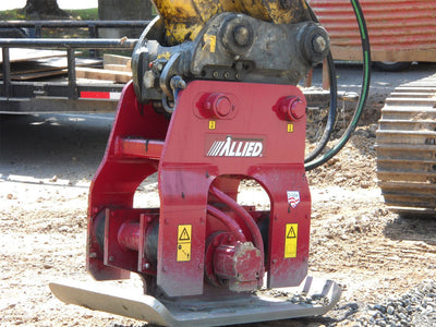 ALLIED HO-PAC PLATE COMPACTOR