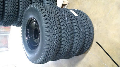BLUE DIAMOND SNOW TIRE AND WHEEL (SSL) (TOOLCAT)