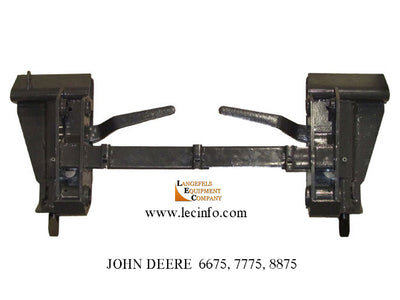 JOHN DEERE QUICK-TACH COUPLER, 75 SERIES