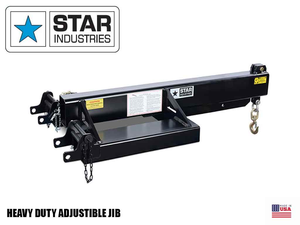 STAR Heavy Duty Jib