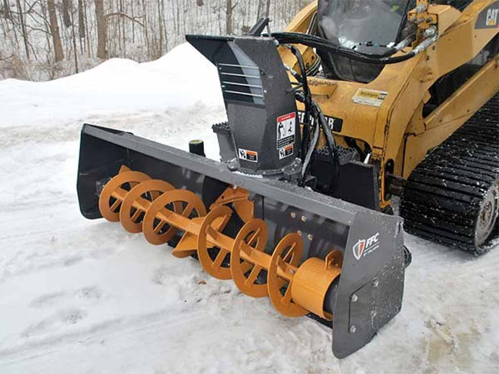 FFC SNOW BLOWER, HIGH FLOW (SSL)(CTL)