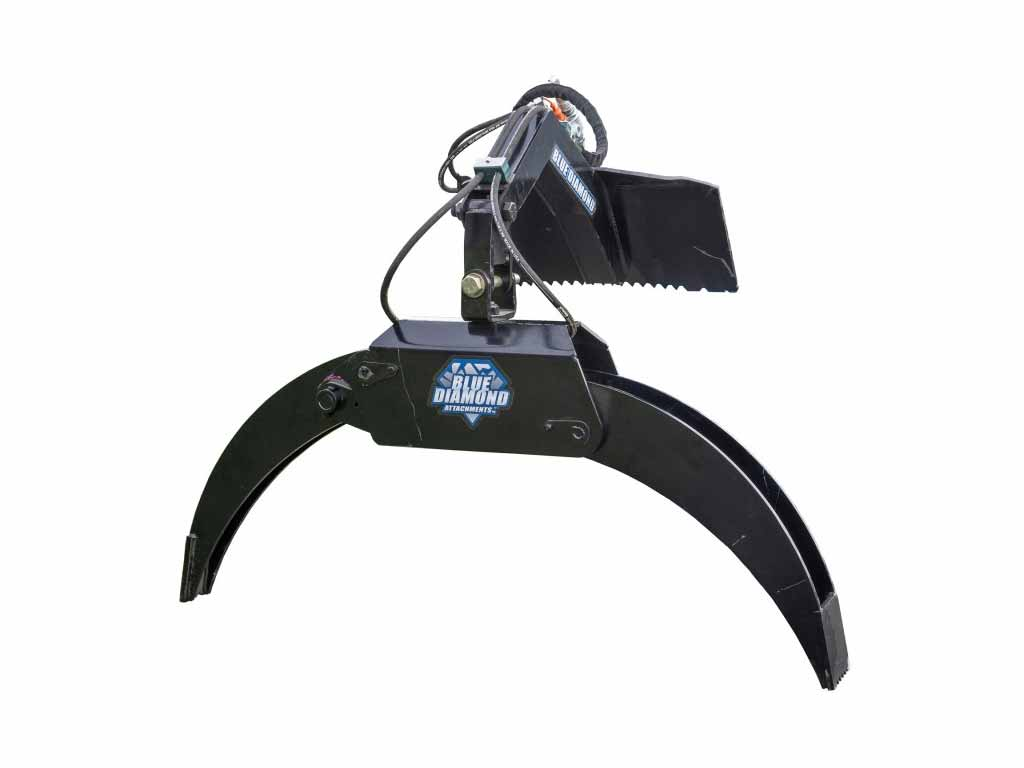 BLUE DIAMOND LOG GRAPPLE, MINI LOADER (ML)