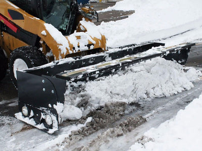 Virnig V50 Low Profile Snow Pusher (SSL)(CTL)