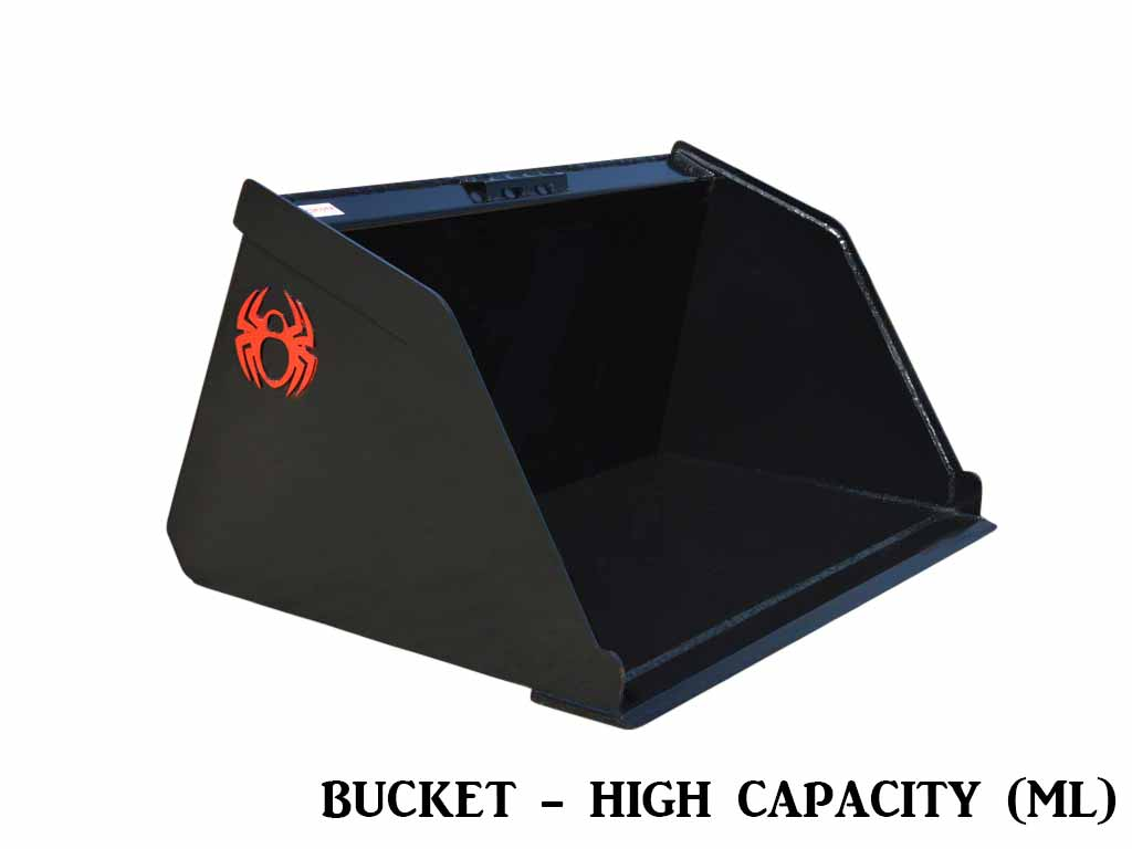 SPIDER MULCH BUCKET (ML)