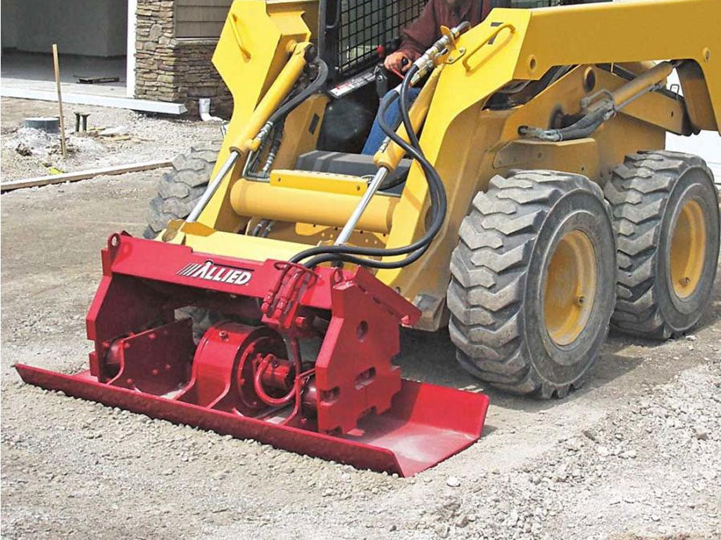 ALLIED SKID-PAC PLATE COMPACTOR