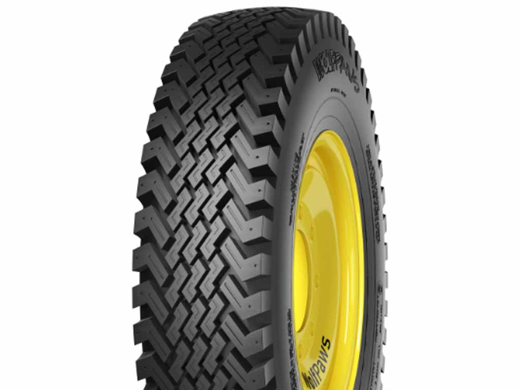 SNOW WOLF SNOW PAWS TIRES & RIMS (SSL)