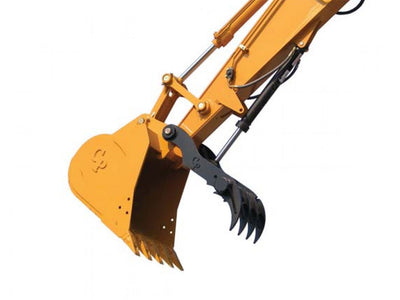 PALADIN / CP QUICK HITCH BUCKETS, 13'-17' BACKHOE (EXC)(TLB)