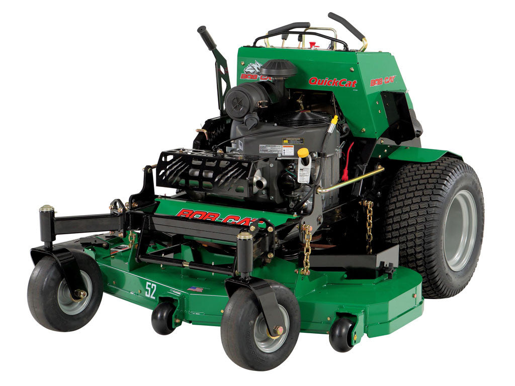 NEW: BOB-CAT QUICKCAT COMMERCIAL MOWER