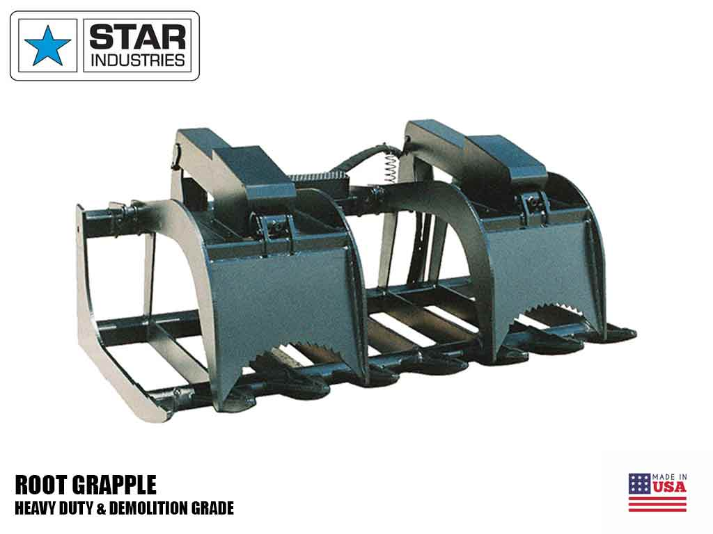 STAR Root Grapple Buckets
