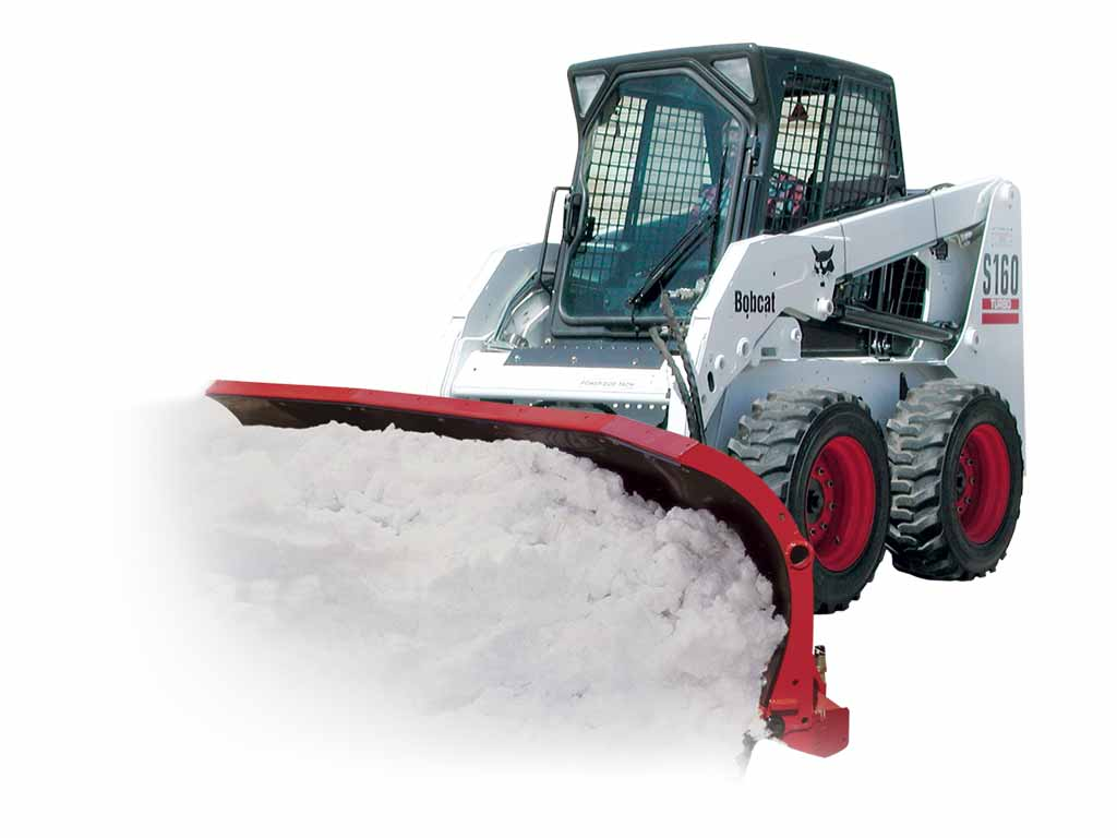 FOX SCOOP PLOW (CTL)(SSL)