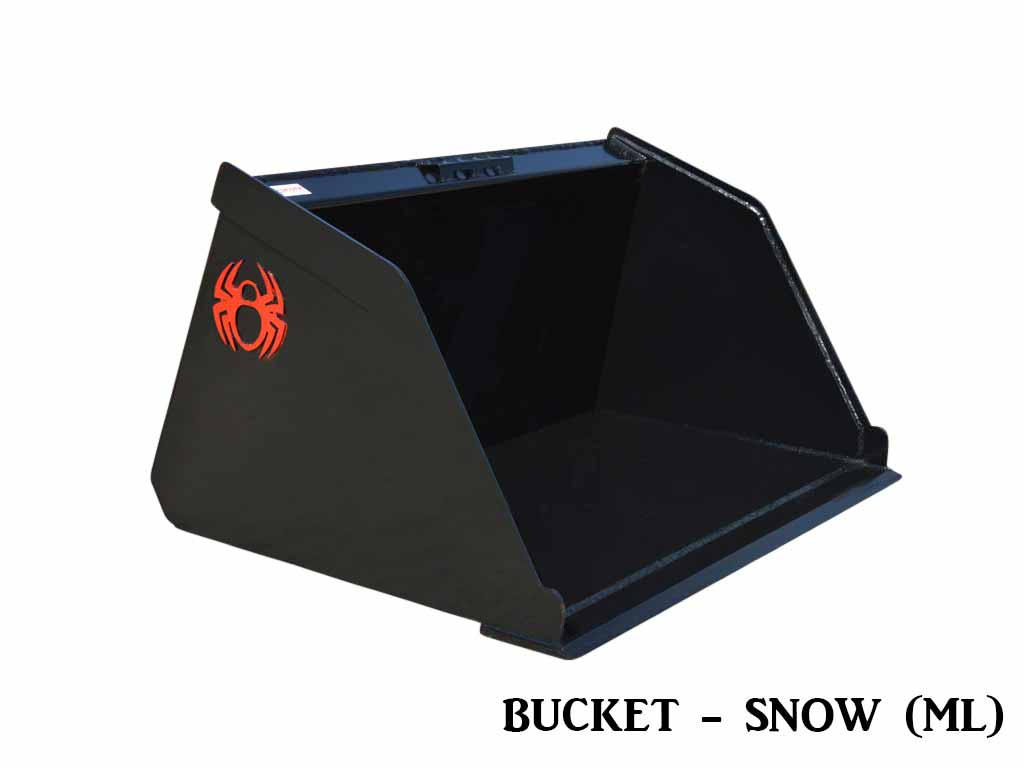 SPIDER SNOW BUCKET (ML)
