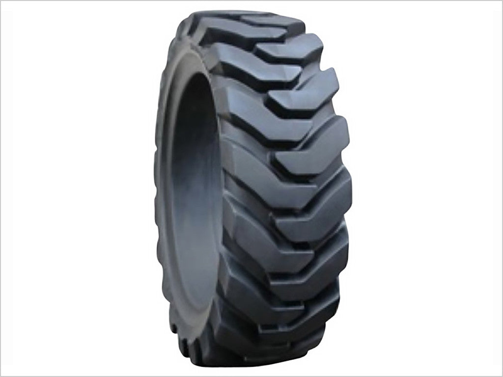 SAMSON RESILIENT SSL SOLID SKID STEER TIRE, 33X12-20/7.5 (12-16.5)