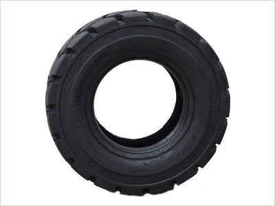 SAMSON L-4A STEEL BELTED TIRE, 10X16.5, 12 PLY - side view