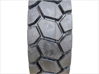 SAMSON L-4A STEEL BELTED TIRE, 10X16.5, 12 PLY - tread