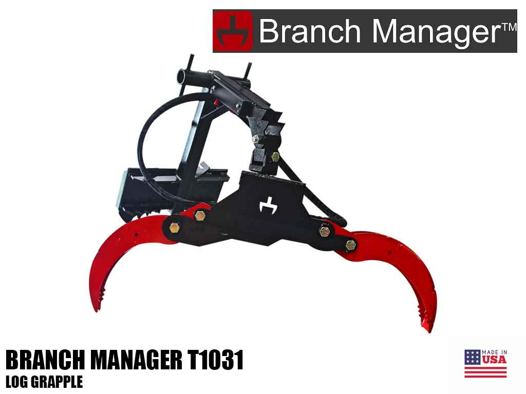 Branch Manager T1031 log grapple