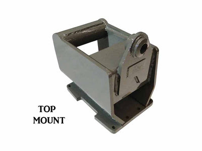 TAG Quick Coupler Attachments, Hook Style, 12000 lb TO 14000 lb Excavators (EXC)