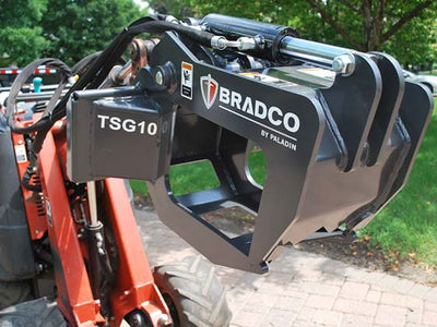 BRADCO TREE & SHRUB GRAPPLE, (ML) MINI LOADER
