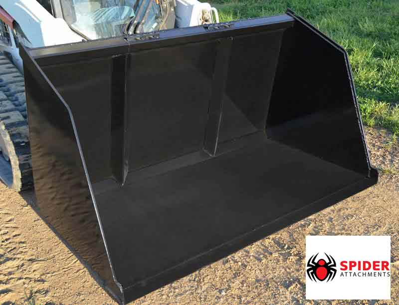 SPIDER TURKEY LITTER BUCKET (SSL)(CTL)