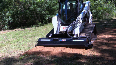 BLUE DIAMOND TILLER, (SSL, CTL)