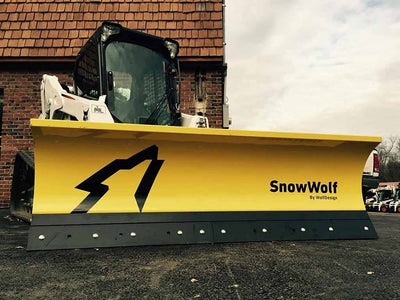 SNOW WOLF ULTRA PLOW (SSL)(CTL)