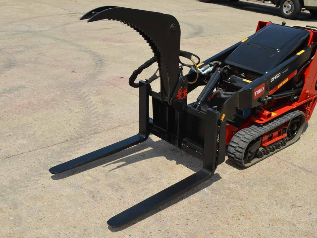 SPIDER HD36 GRAPPLE FORKS