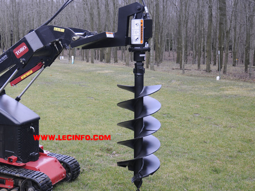 LOWE TJ-100 AUGER DRIVE,(ML) MINI LOADER / TORO DINGO