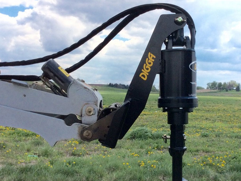 DIGGA DSS SERIES AUGER DRIVE (ML) MINI LOADER