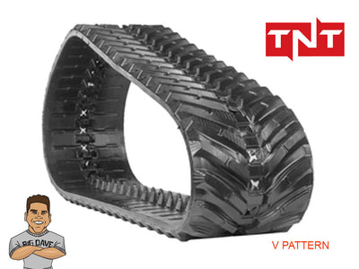 TNT RUBBER TRACK, CATERPILLAR (CAT) 259, 259B3, 259D, 400X53X86