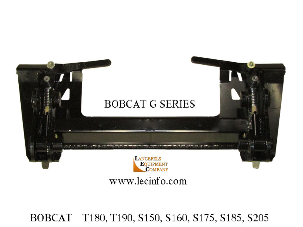 BOBCAT COMPLETE QUICK-TACH COUPLER, G SERIES