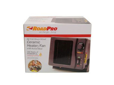ROADPRO CERAMIC CAB HEATER