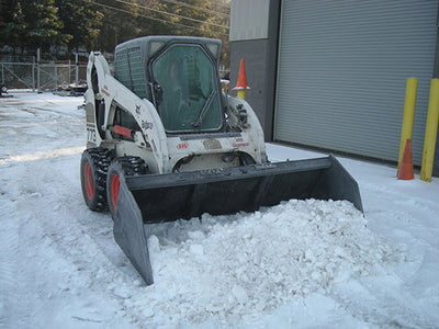BLUE DIAMOND SNOW & MULCH BUCKET (SSL)(CTL)