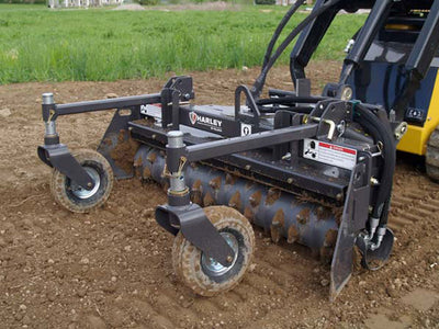 HARLEY D4M POWER BOX RAKE, MINI LOADER (ML)
