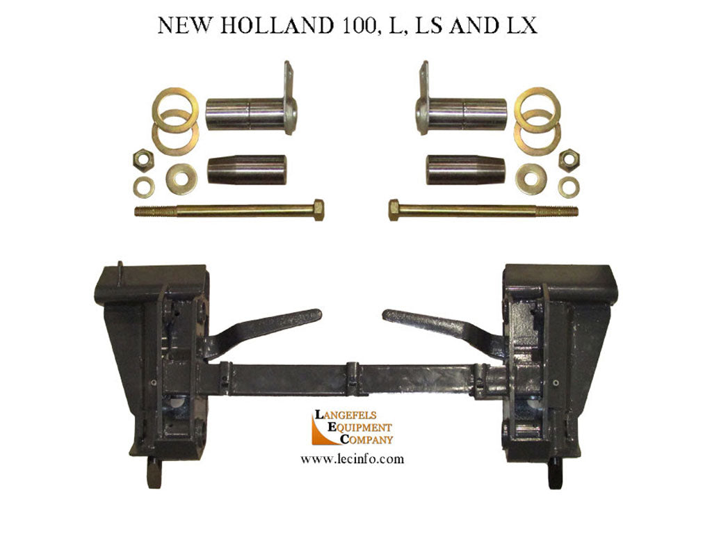 NEW HOLLAND QUICK-TACH COUPLER, 100, L, LS & LX