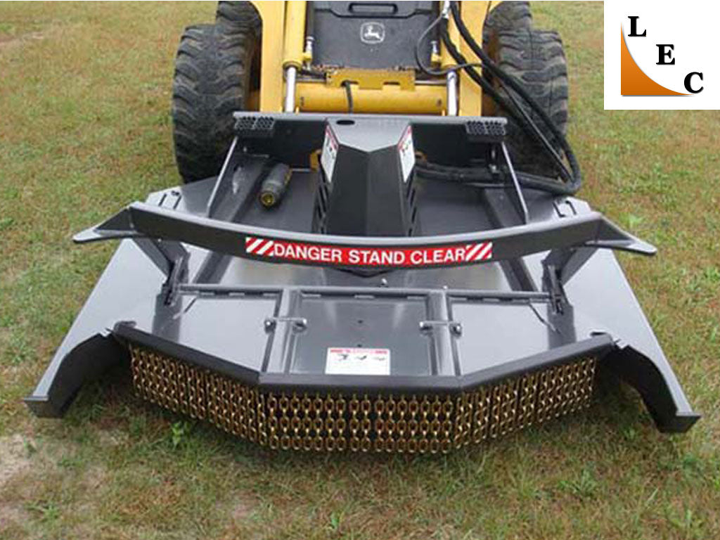 BRADCO Ground Shark™ XD SS Brush Cutter, EXTREME, OPEN FRONT, HIGH FLOW,