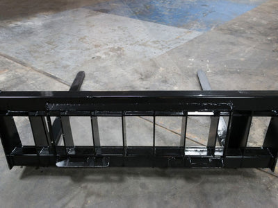 BLUE DIAMOND PALLET FORKS, WIDE FRAME, (SSL)(CTL)
