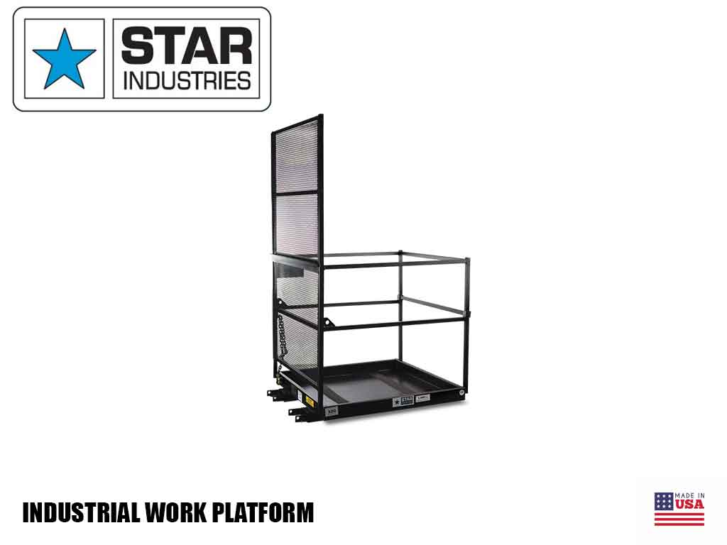 STAR Industrial Work Platform