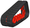 BRIDGESTONE RUBBER TRACK, BLOCK PATTERN, 400x50x86KF, CASE 440CT