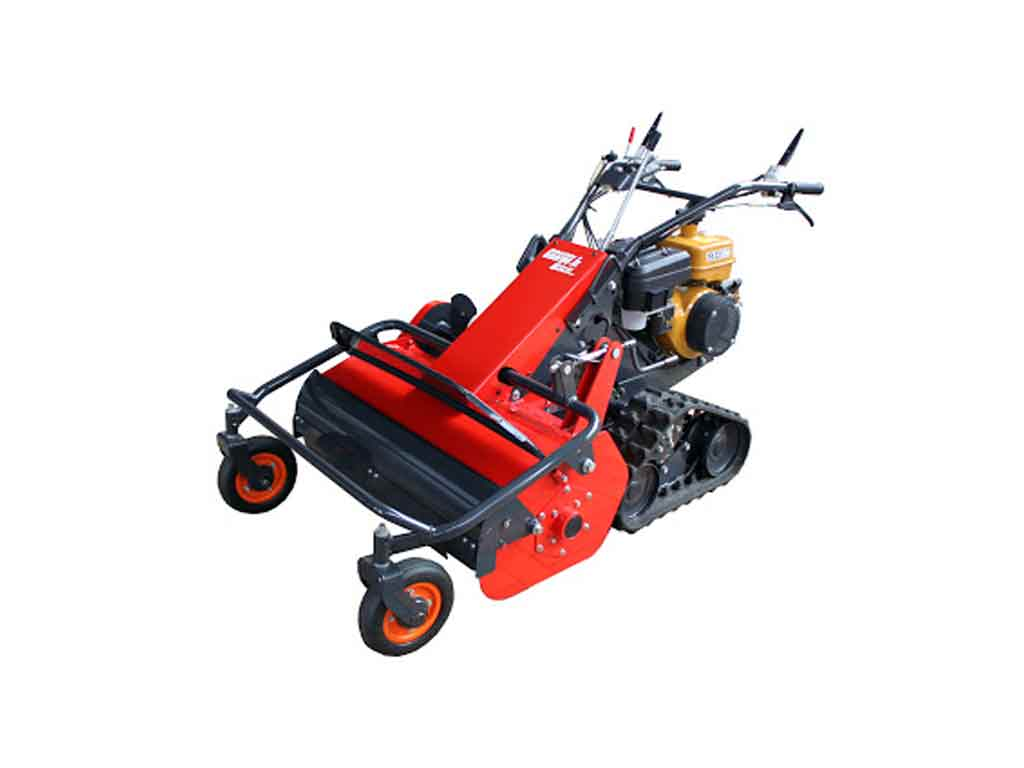 Canycom CG 101 walk behind flail mower