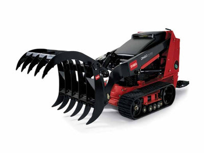 TORO DINGO GRAPPLE RAKE, MINI LOADER (ML)