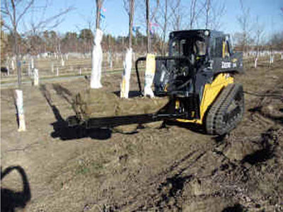 DPM NURSERY JAWS 1 (NEW STYLE) TREE FORKS (SSL)(CTL)(ML)