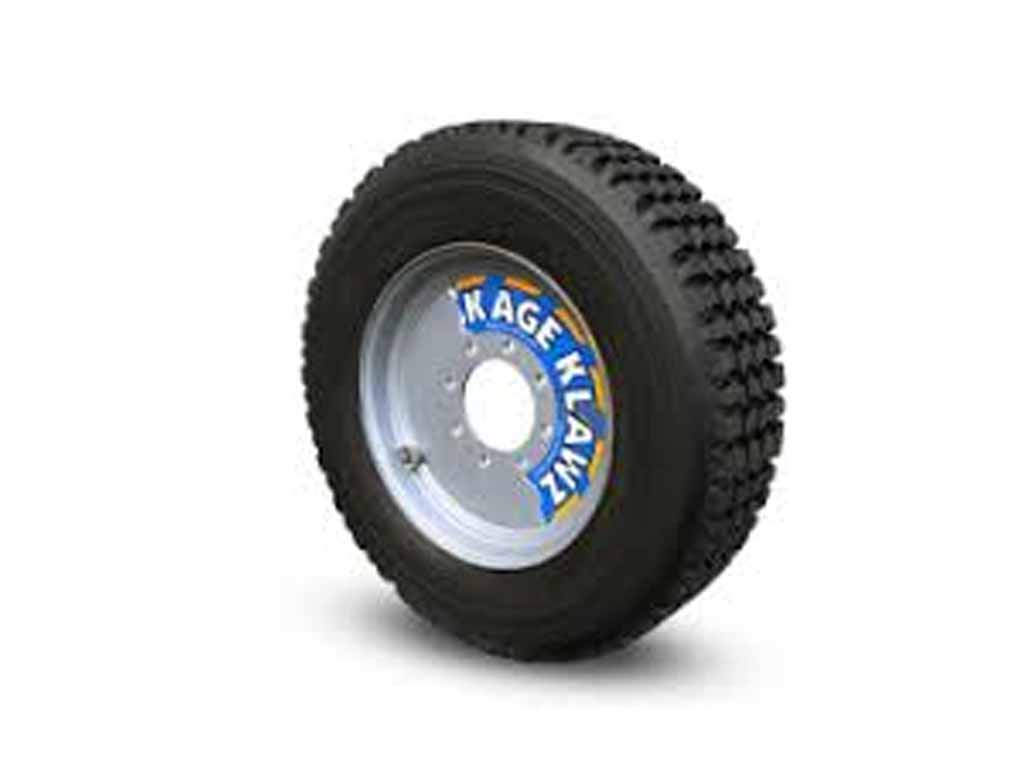 KAGE KLAWZ SNOW TIRES & RIMS (SSL)
