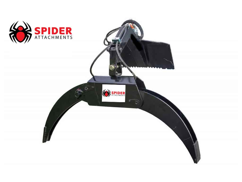 SPIDER MINI LOG GRAPPLE (ML)