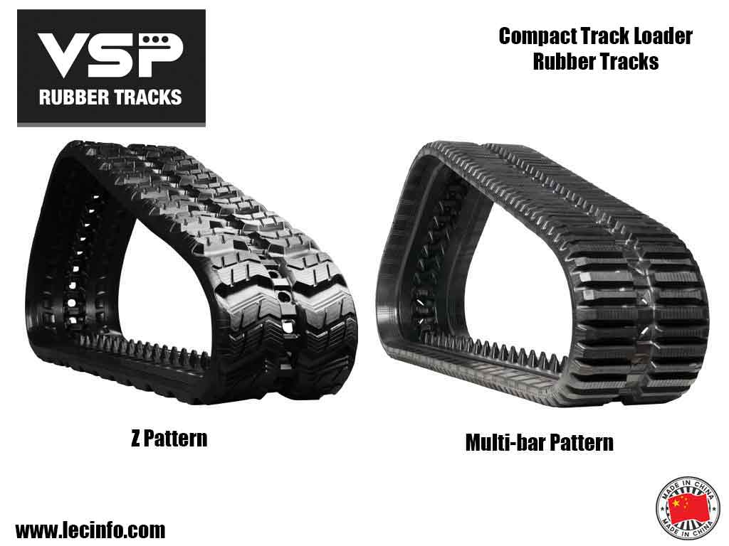 VSP Rubber Tracks, Bobcat T64, T66