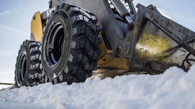 CAMSO SKS 753 TIRE, (SSL) SKID STEER LOADER
