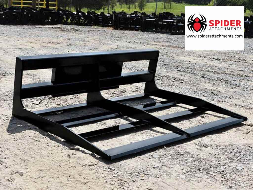 SPIDER HD49 LAND LEVELER FOR MINI LOADER (ML)