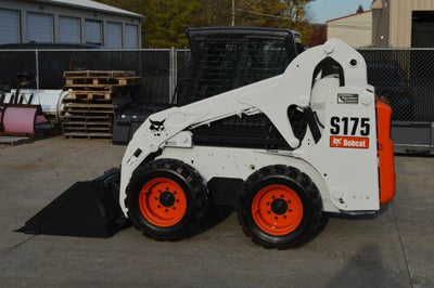 REFURBISHED - 2011 BOBCAT S175 SKID STEER LOADER