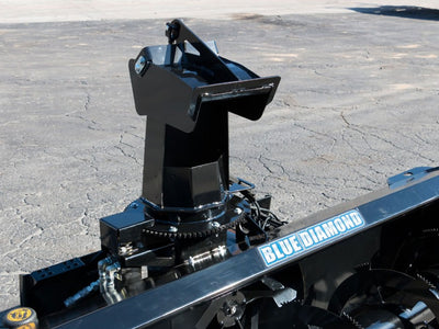 BLUE DIAMOND EXTREME DUTY SNOW BLOWER, (SSL)(CTL)
