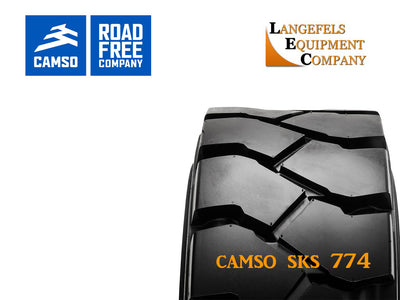 CAMSO SKS 774, (SSL) SKID STEER LOADER