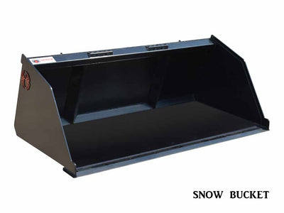 SPIDER HEAVY DUTY SNOW BUCKET (SSL)(CTL)
