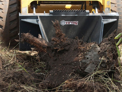 Virnig Stump Bucket (SSL)(CTL)